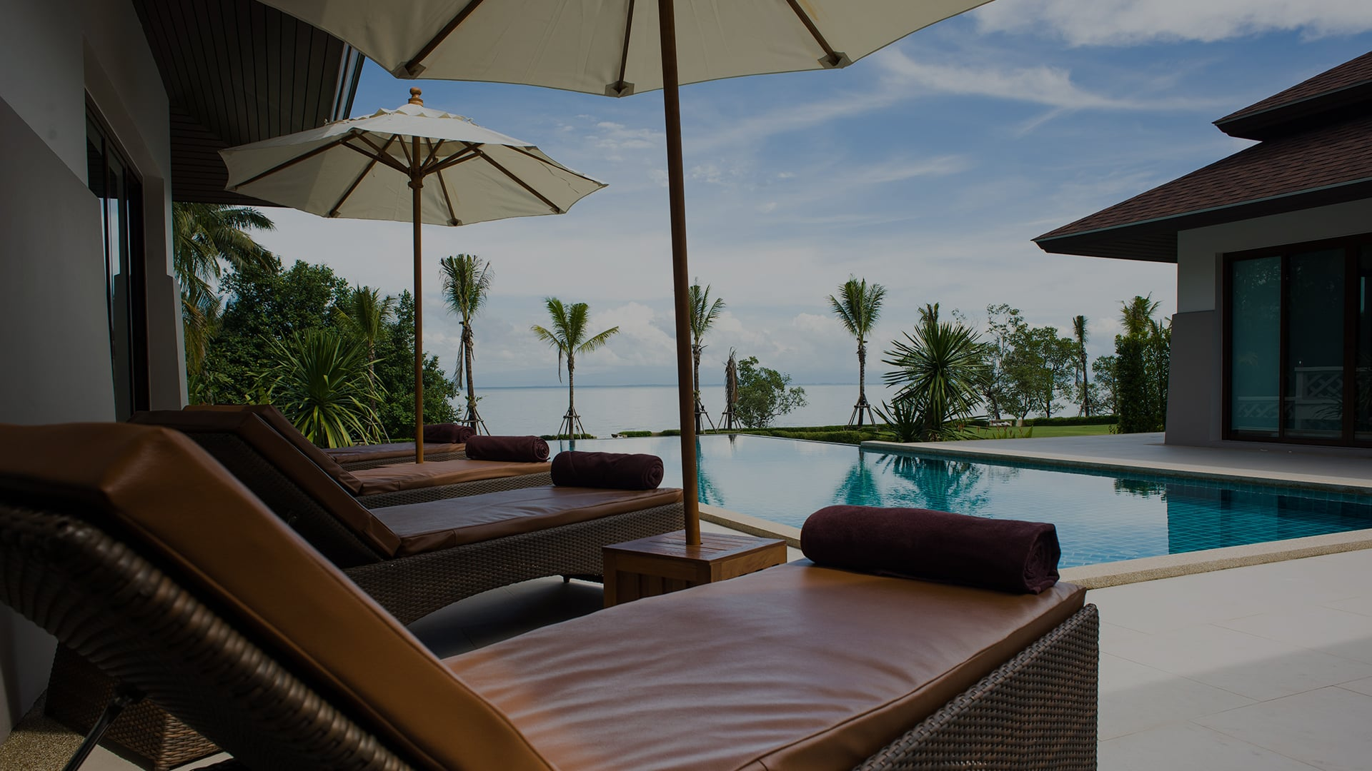 Luxury private pool villa in Koh Chang in Thailand1